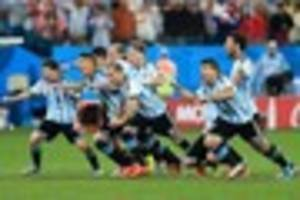 world cup 2014: argentina have proved people wrong by reaching...